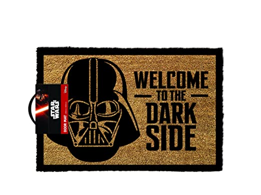 93 opinioni per Lasgo Star Wars Zerbino Welcome To The Darkside, Materiale Sintetico,