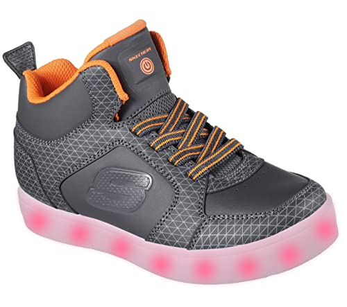 Skechers Jungen Energy Lights Tarvos Sneaker