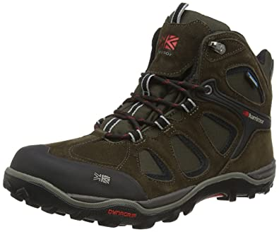 be4595980910 Toledo Mid weathertite Black/Red UK 9: Amazon.co.uk: Shoes & Bags