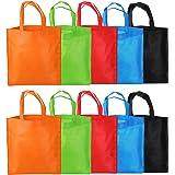 eBoot 10 Pack Storage Handbag Grocery Tote Shopping Bag