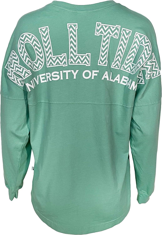 Venley All Official NCAA Women's Spirit Wear Jersey T-Shirts
