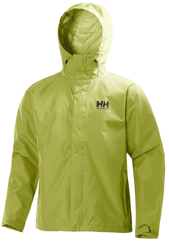 Helly Hansen Seven J Jacket - Chaqueta de Lluvia para Hombre ...