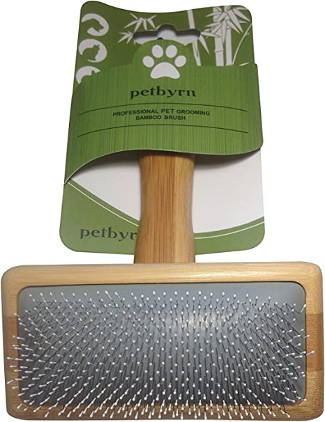 Shedding Grooming Tools Slicker Pet Grooming Brush Glendan Dog Brush /& Cat Brush