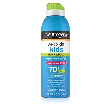 Image result for Neutrogena Wet Skin Kids