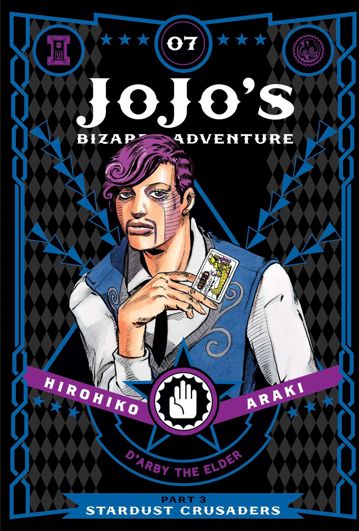 JoJo's Bizarre Adventure Part 20 Stardust Crusaders, Vol. 20 ...