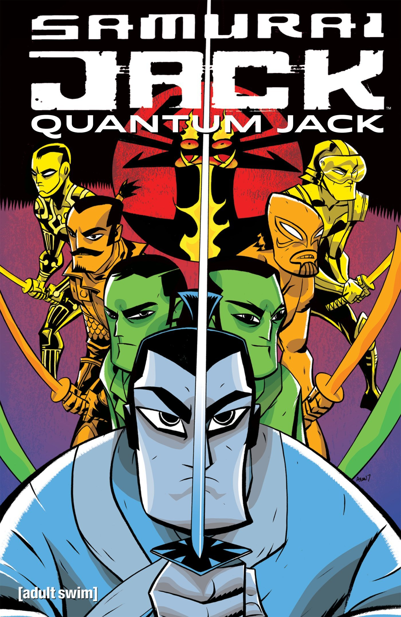 Download Samurai Jack: Quantum Jack pdf