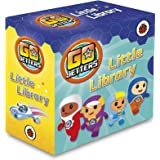 Go Jetters Team Go Jetters Little Library