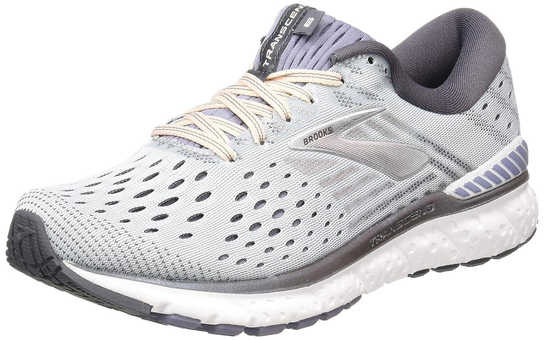 gris (gris Pale Peach argent 067) 40.5 EU Brooks Transcend 6, Chaussures de FonctionneHommest Femme