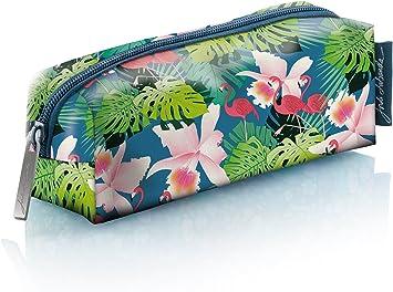 Jordi Labanda Jordi Labanda 16775 - Portatodo Rectangular, Diseño Flamingo Portatraje de Viaje, Multicolor: Amazon.es: Equipaje