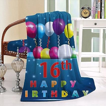Haixia manta 60th cumpleaños confetis Espirales globos y verde naranja 60 Número
