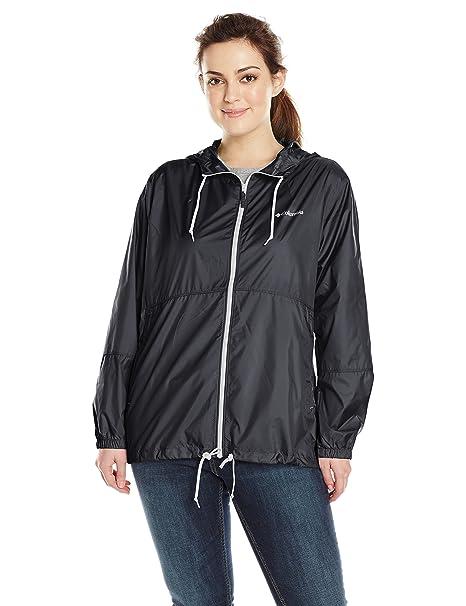 1b6acd9d88c Columbia womens Plus Size Flash Forward Windbreaker Jacket  Amazon ...