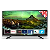 "Cello C40SFS 40"" Superfast Smart Full HD TV with Wi-Fi and Freeview T2 HD - Manufactured in the UK"