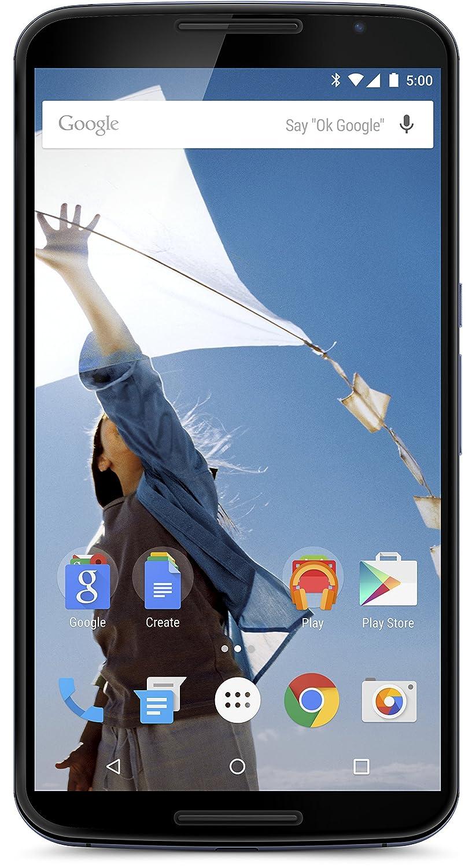 TALLA 32 GB. Motorola Nexus 6 - Smartphone Libre Android (Pantalla 5.96