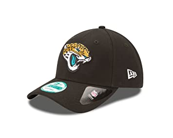 dd1a3ba875e09a New Era Men's NFL The League 9Forty Jacksonville Jaguars Baseball Cap,  Black (Team)