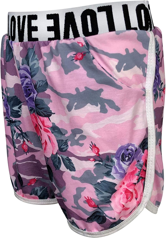 A2Z 4 Kids/® Bambini Ragazze Pantaloncini Baby Rosa Set Camuffare Floreale Stampare Elegante Moda Estate Outfit Top /& Short et/à 7 8 9 10 11 12 13 Anni