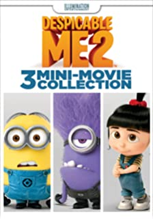 despicable me 2 3 mini movie collection