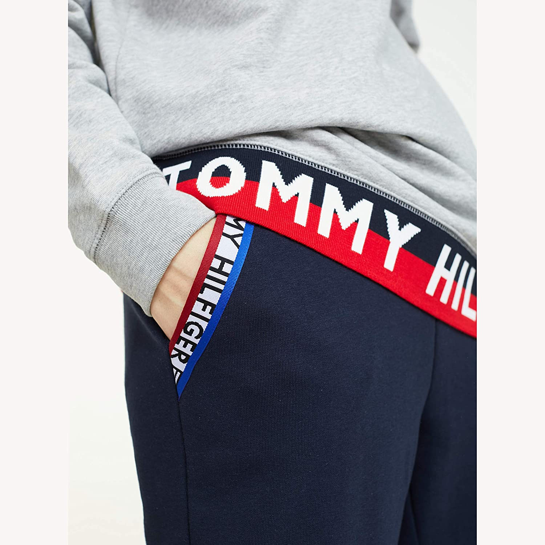 Tommy Hilfiger Khloe C-nk Sweatshirt LS Maglia a Maniche Lunghe Donna