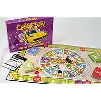 CASHFLOW Board Game (SPANISH) español nueva version bonus mensaje de Robert Kiyosaky
