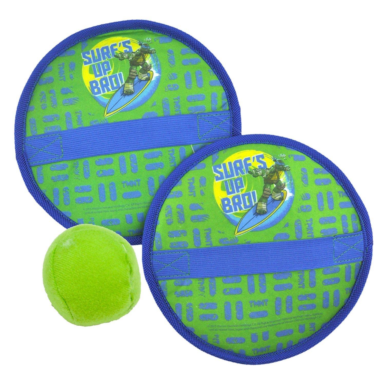 Aqua Leisure Leisure Teenage B015T7IP9G Mutant Game Ninja Turtles Stick-N-Rip Catch Game with Sponge Ball (2015) [並行輸入品] B015T7IP9G, イーネショップ:439fd2f0 --- ferraridentalclinic.com.lb