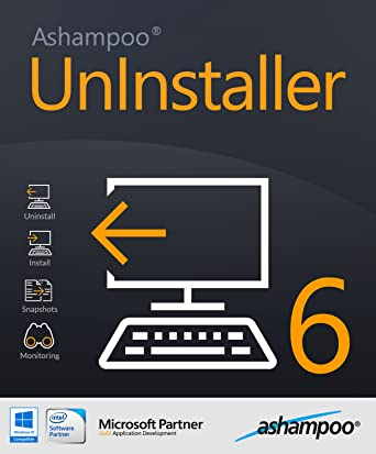 Ashampoo uninstaller 8. 00. 10 download for pc free.