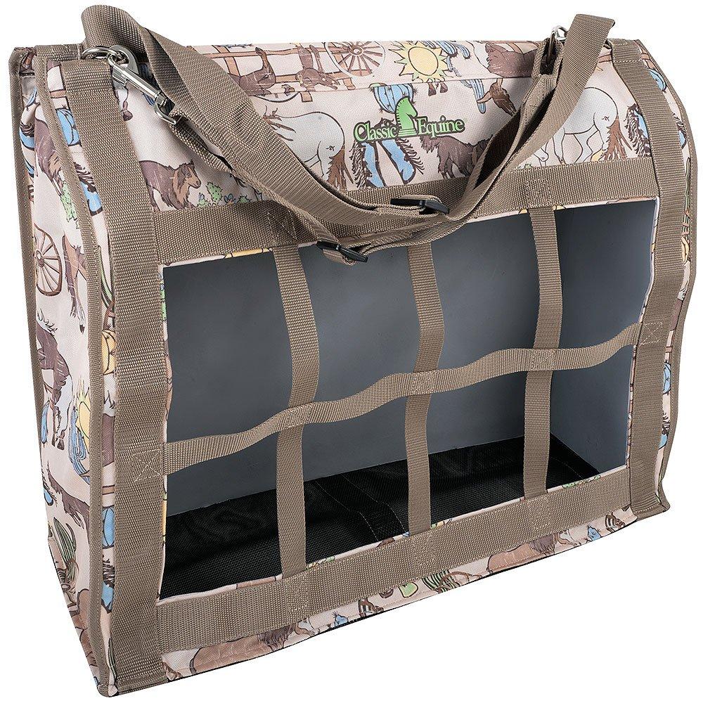 Designer Top Load Top Hay Bag in B0792DCSDX Load Design Frontier B0792DCSDX, レザーアクセサリーJAJABOON:4ed21ed1 --- sharoshka.org