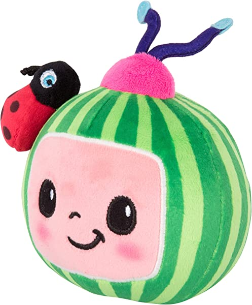 Cocomelon JJ and Melon Plush toy for kids