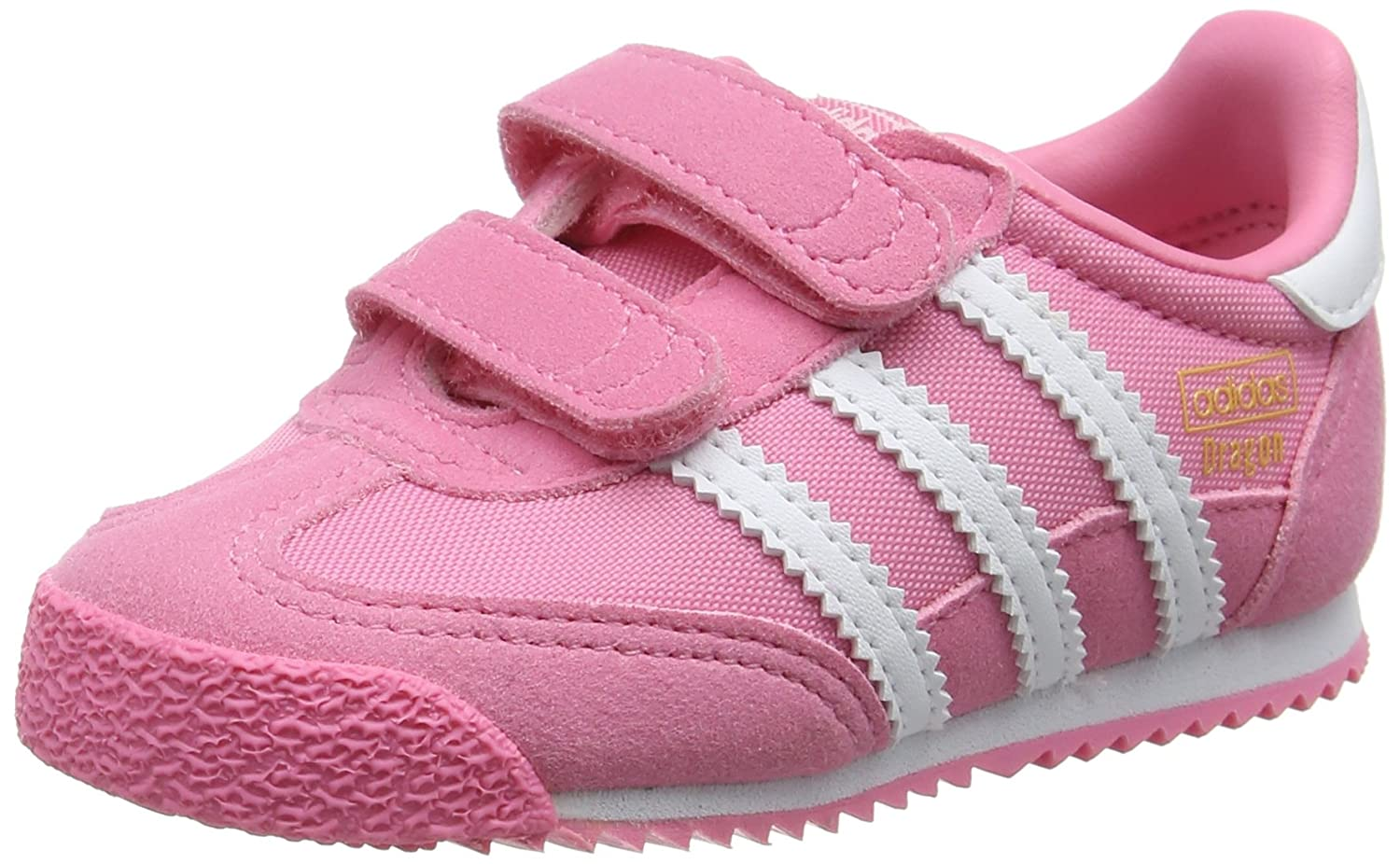 adidas Dragon OG Comfort Strap, Baskets Basses Mixte bébé BB2497
