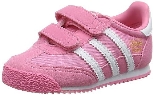 mejores zapatos bueno San Francisco adidas Dragon OG Comfort Strap, Entrenadores Bajos Unisex ...