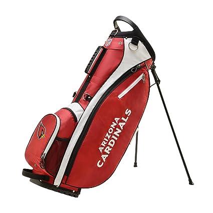 Amazon.com   Wilson 2018 NFL Carry Golf Bag 67078bcab