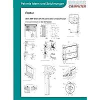 Rolltor, über 3500 Seiten (DIN A4) patente Ideen und Zeichnungen