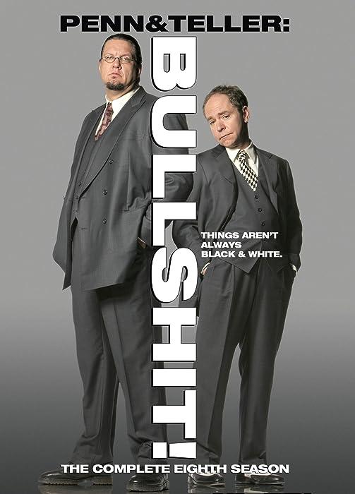 Penn & Teller: Bullshit! Season 8