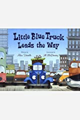 Little Blue Truck Leads the Way Kindle Edition