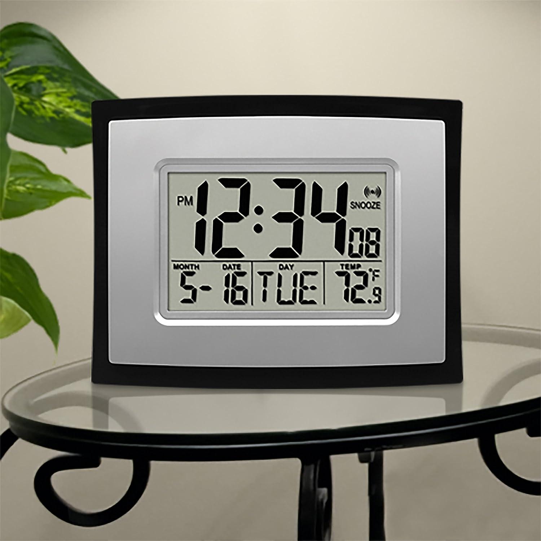 Amazon la crosse technology wt 8002u digital wall clock home amazon la crosse technology wt 8002u digital wall clock home kitchen amipublicfo Gallery