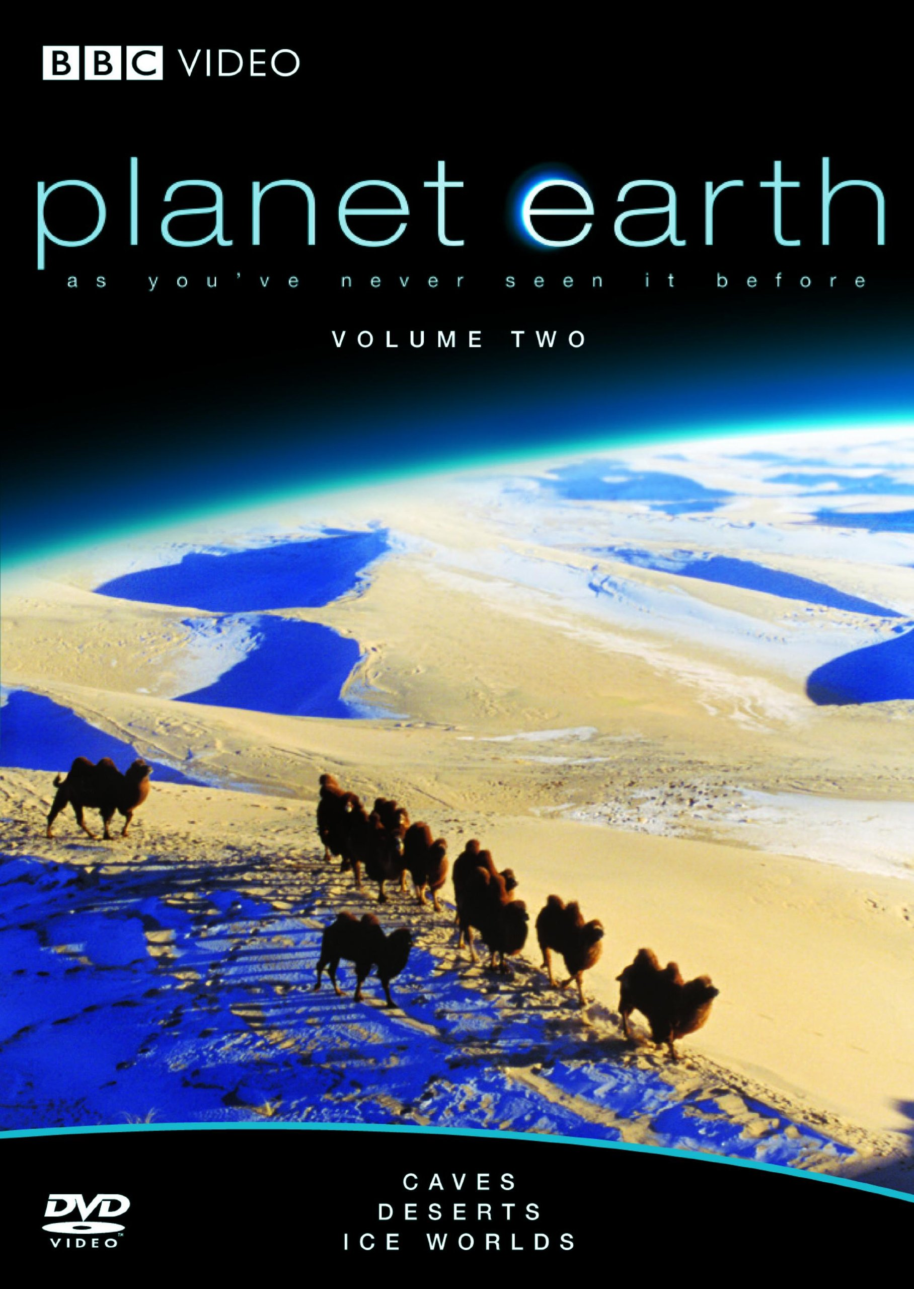 Planet Earth:Caves/Deserts/Ice Worlds