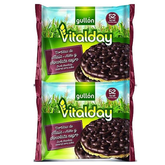 Vitalday - Tortitas Maíz Choco Gullón Paquete 100 g