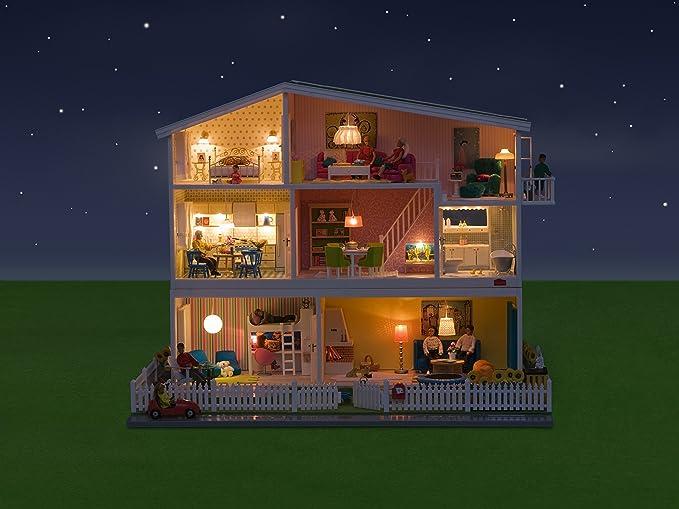 circuito elettrico casa delle bambole