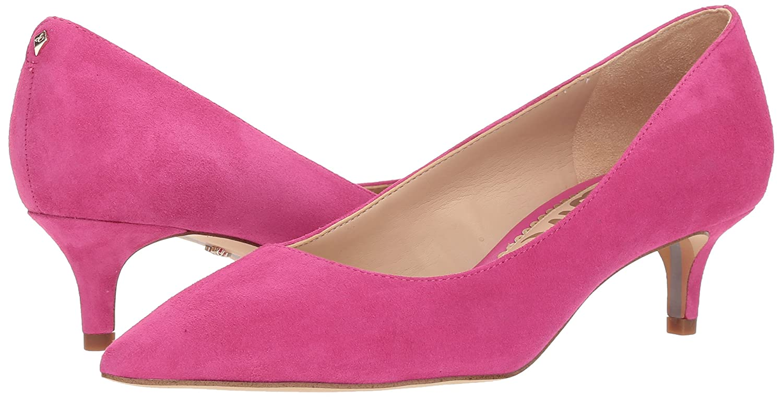 Sam Edelman Women's Dori Pump B07BR9R99B 8.5 W US|Retro Pink