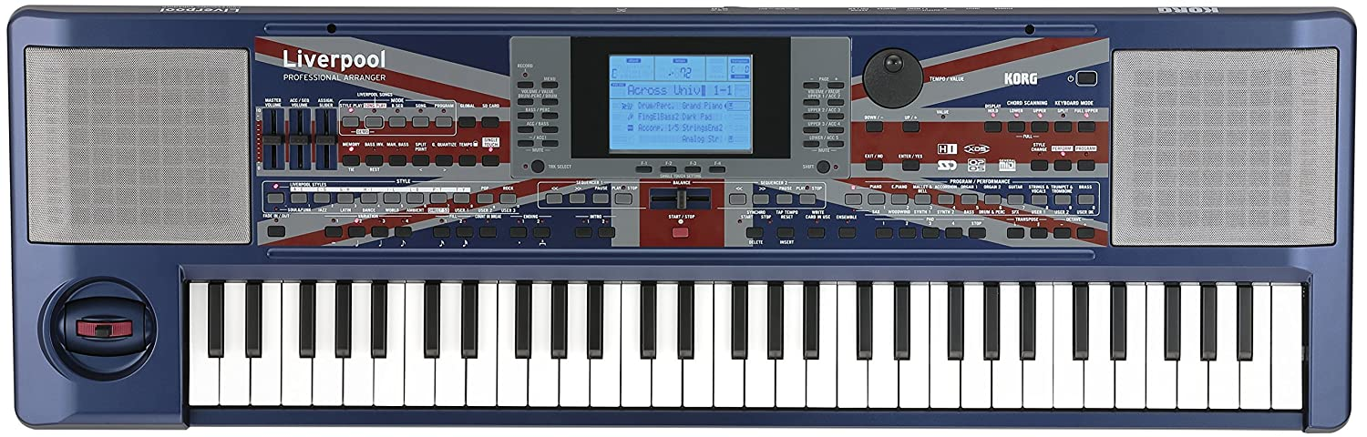 KORG MicroArranger Synthesizer -