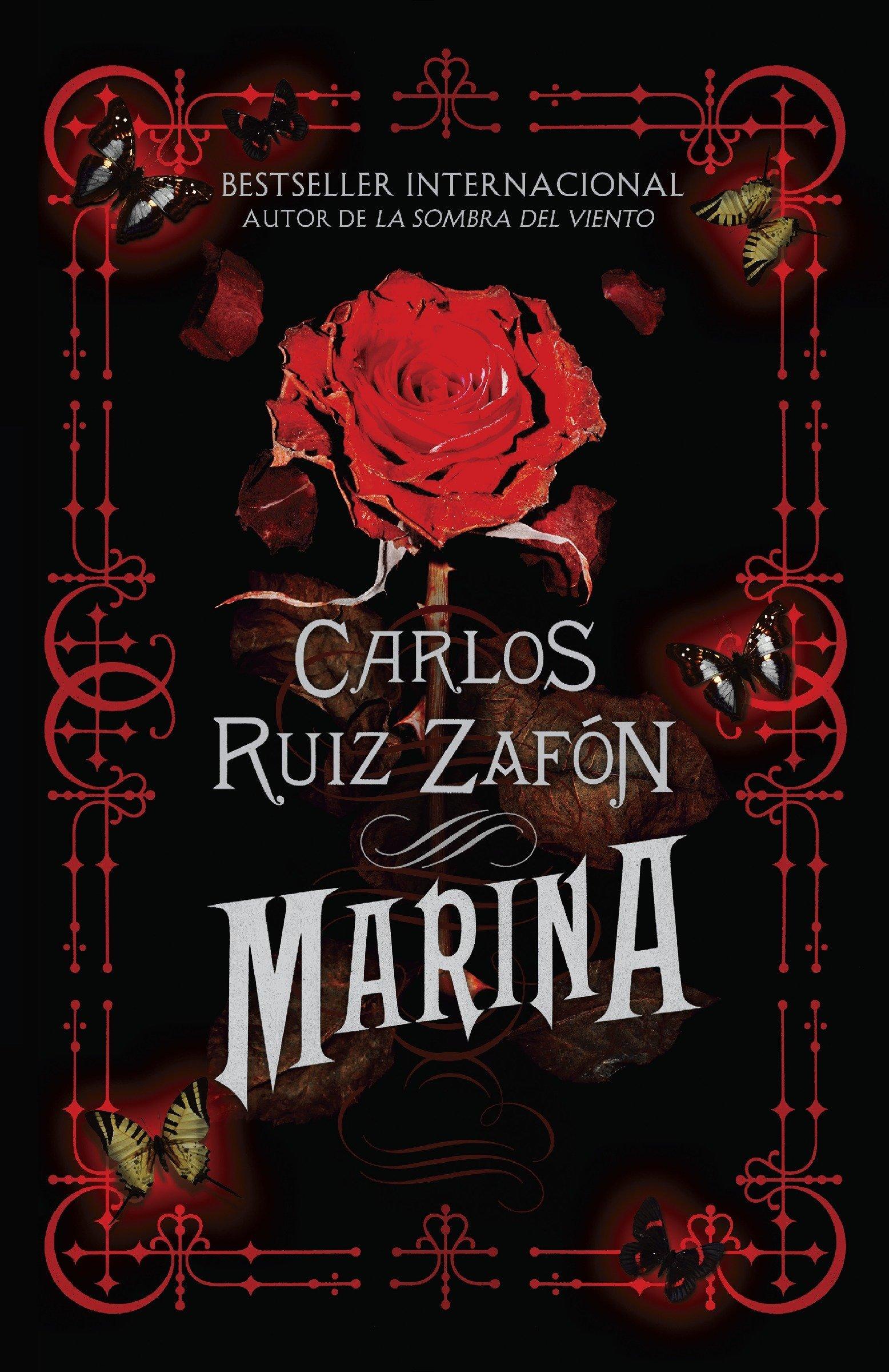 Marina (Vintage) (Spanish Edition): Carlos Ruiz Zafón ...