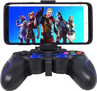 vinciannit Joystick Bluetooth Joypad Controller Gaming para Smartphone PS3 PC FOYU F0-603: Amazon.es: Electrónica