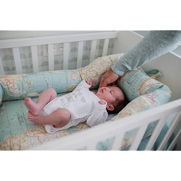 Lvbeis Baby Nido Port/átil Almohada de Edred/ón Desmontable Reci/én Nacido Cuna,Gray