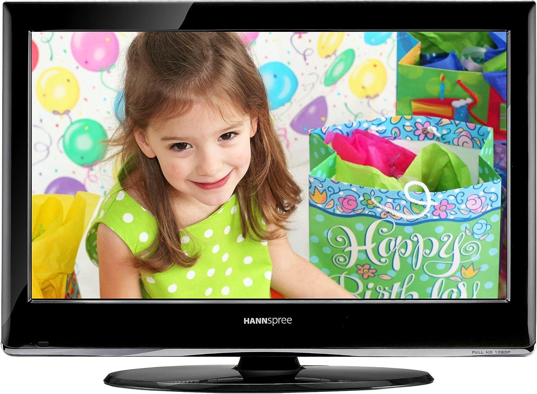 Hanns.G SJ32DMBB- Televisión Full HD, Pantalla LCD 31, 5 pulgadas: Amazon.es: Electrónica