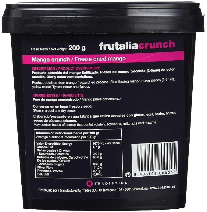 Tradissimo, Mango deshidratado - 200 gr.: Amazon.es ...