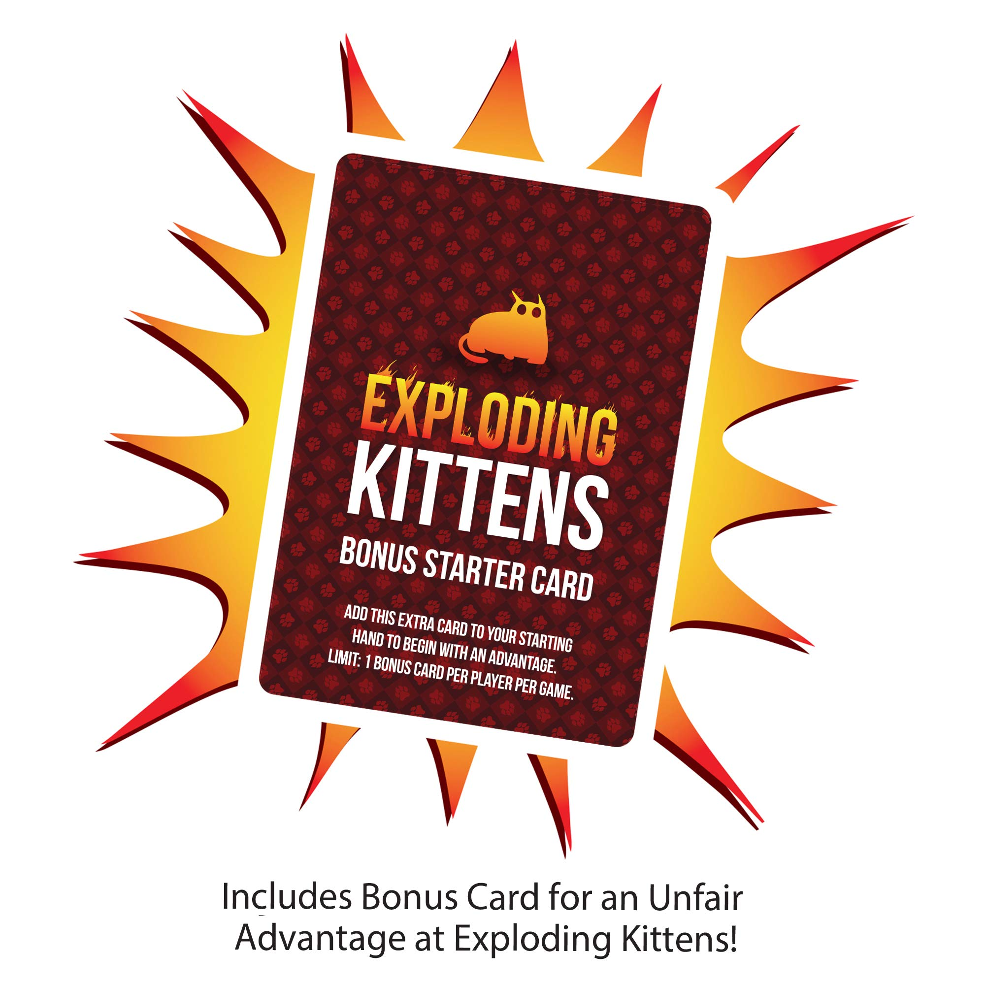 C3 Exploding Kittens Collectible Plush - Toys