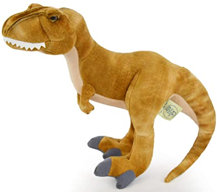 Amazon Com Viahart Tyrone The T Rex 16 Inch Large Dinosaur