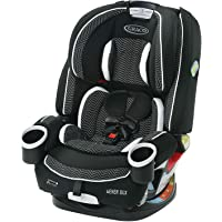 Graco 4Ever DLX 4 in 1 Car Seat   Infant to Toddler Car Seat, with 10 Years of Use, Zagg