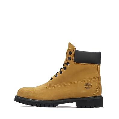 Timberland 6 Inch Premium Men s Boot Wheat (11.5 UK 46 EU 12 US ... aafc4c7525c4f