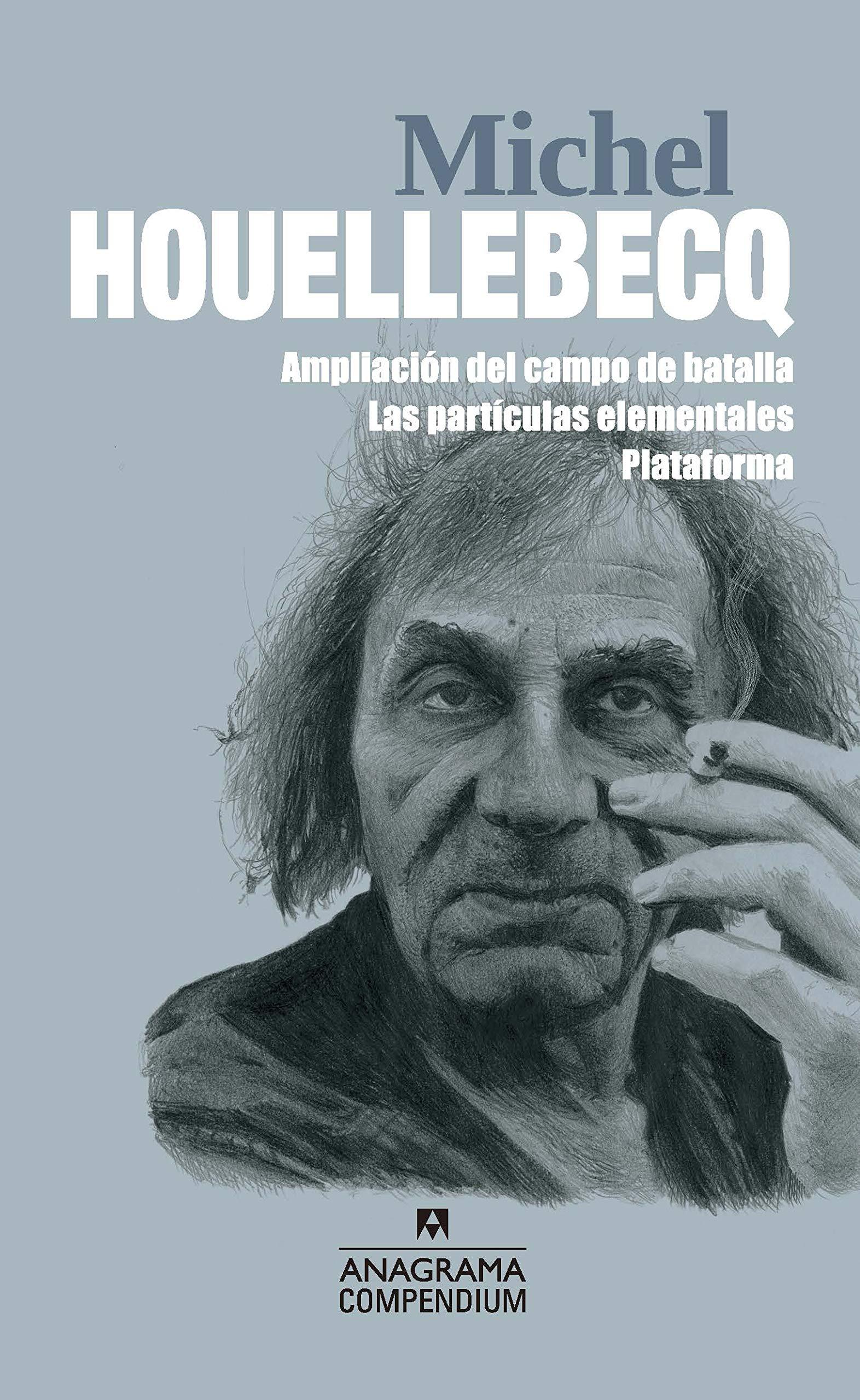 livre audio houellebecq