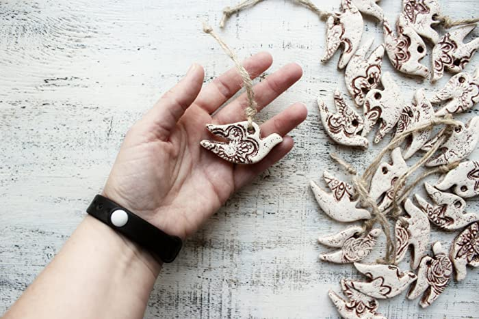 Amazon Set Of 100 White Dove Ornaments Wedding Favors Handmade