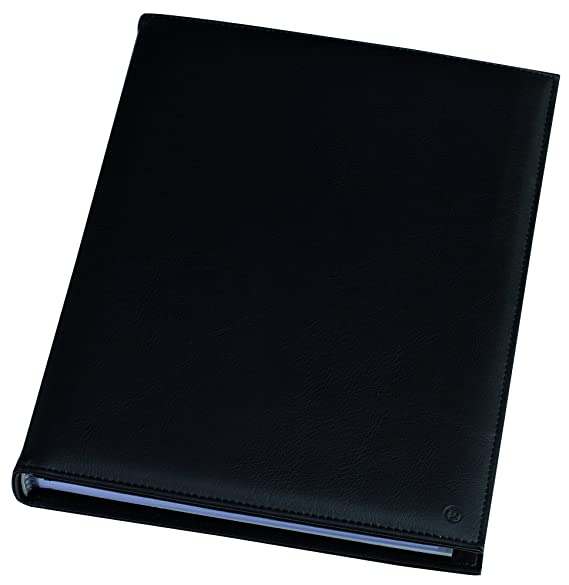 20x REXEL Sichtbuch in 4 Farben je 20 DIN A4 Hüllen für 40 Blatt Sichtmappe